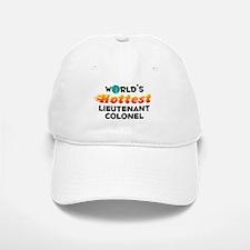 World's Hottest Lieut.. (C) Baseball Baseball Cap