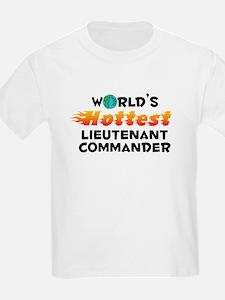 World's Hottest Lieut.. (C) T-Shirt