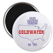 Our Nation Needs Goldwater Magnet