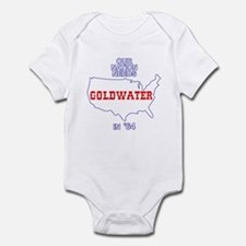 Our Nation Needs Goldwater Infant Bodysuit