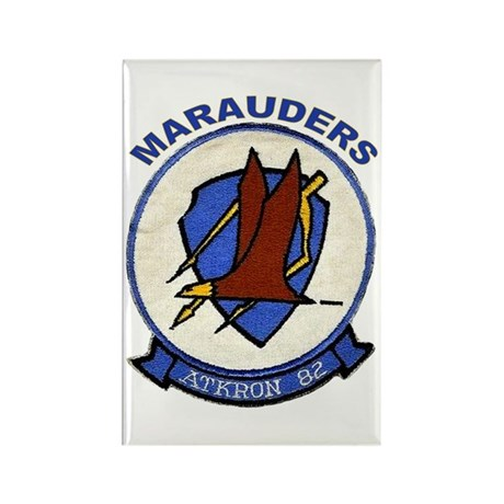 VFA 82 Marauders Rectangle Magnet