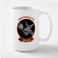 VFA 147 Argonauts Large Mug