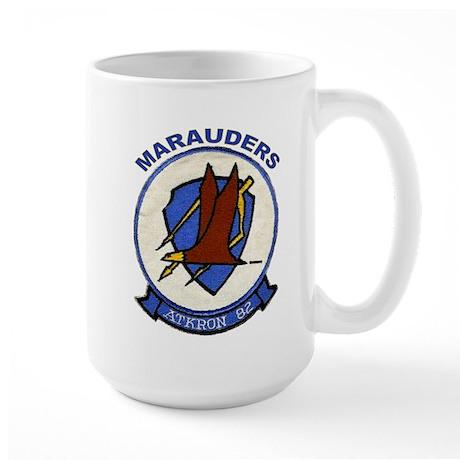 VFA 82 Marauders Large Mug