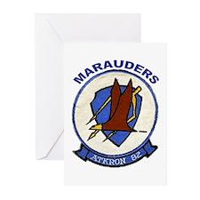 VFA 82 Marauders Greeting Cards (Pk of 10)