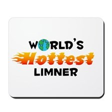 World's Hottest Limner (C) Mousepad