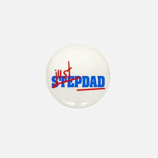 StepDad - Just Dad! Mini Button