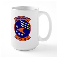 VFA 81 Sunliners Mug