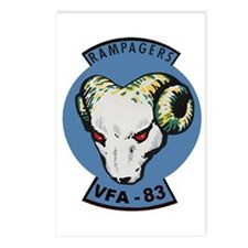 VFA 83 Rampagers Postcards (Package of 8)