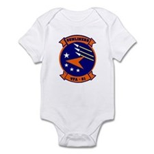 VFA 81 Sunliners Infant Bodysuit