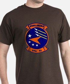 VFA 81 Sunliners T-Shirt