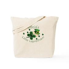 Babcia's Leprechaun Tote Bag
