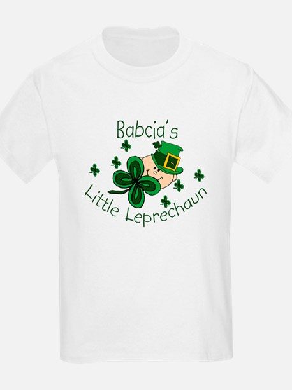 Babcia's Leprechaun T-Shirt