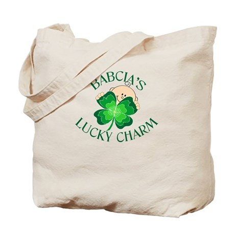 Babcia's Lucky Charm Tote Bag