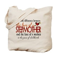 Love of a Stepmother Tote Bag
