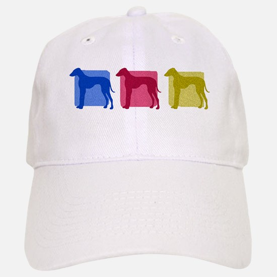 Color Row Azawakh Hat