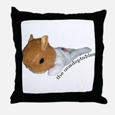 Unadoptables 8 Throw Pillow