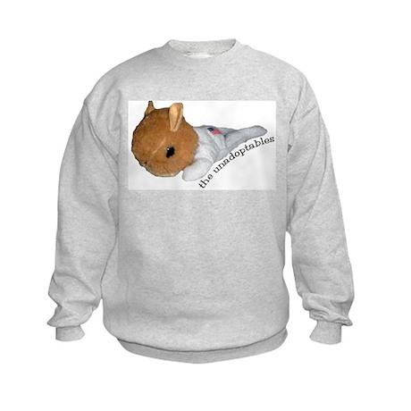 Unadoptables 8 Kids Sweatshirt