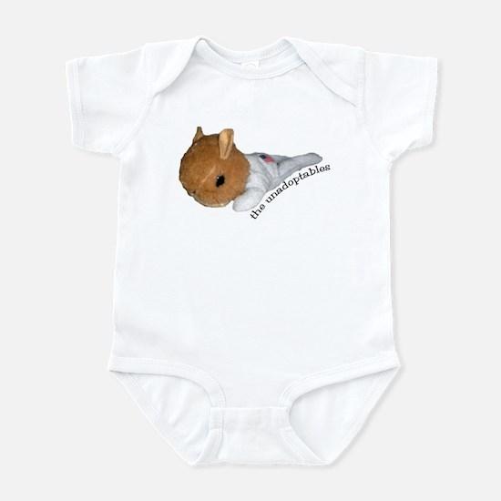 Unadoptables 8 Infant Bodysuit