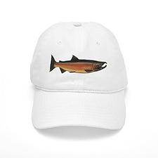 Coho Salmon Baseball Baseball Cap