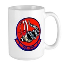 VFA 204 River Rattlers Mug