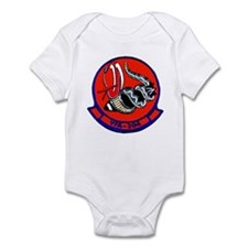 VFA 204 River Rattlers Infant Bodysuit