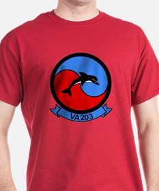 VFA 203 Blue Dolphins T-Shirt