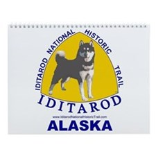 Cool Alaska Wall Calendar