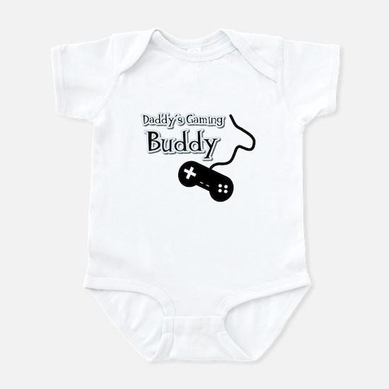 Daddy's Gaming Buddy Infant Bodysuit