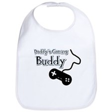Daddy's Gaming Buddy Bib