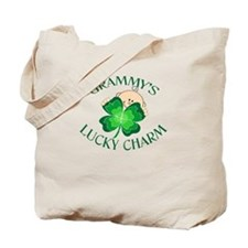 Grammy's Lucky Charm Tote Bag