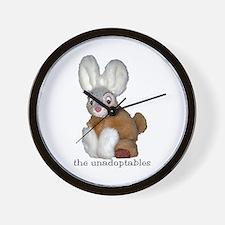 Unadoptables 9 Wall Clock