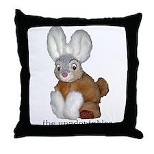 Unadoptables 9 Throw Pillow