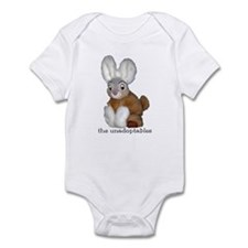 Unadoptables 9 Infant Bodysuit