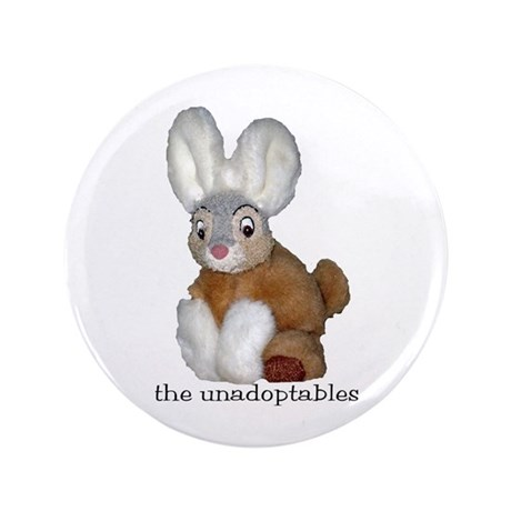 "Unadoptables 9 3.5"" Button (100 pack)"