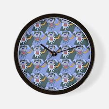 Bouvier Wall Clock