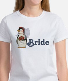 Penguin Wedding - Bride Tee