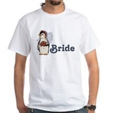 Penguin Wedding - Bride Shirt