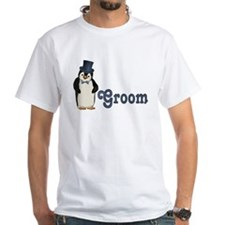 Penguin Wedding - Groom Shirt