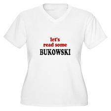 Let's Read Bukowski T-Shirt