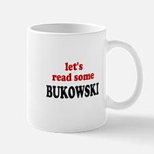Let's Read Bukowski Mug
