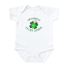 Gramps's Lucky Charm Infant Bodysuit