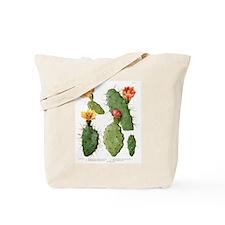 Blooming Cacti #1 Tote Bag