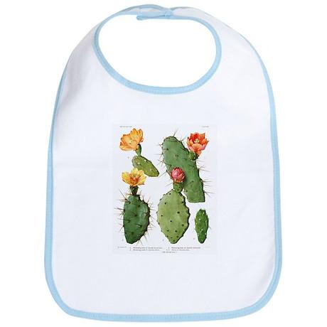 Blooming Cacti #1 Bib