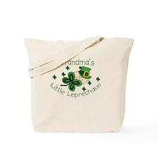 Grandma's Leprechaun Tote Bag