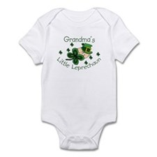 Grandma's Leprechaun Infant Bodysuit