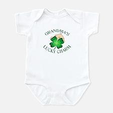 Grandma's Lucky Charm Infant Bodysuit
