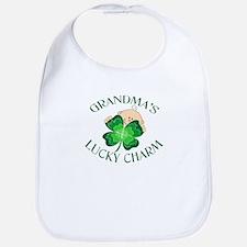 Grandma's Lucky Charm Bib