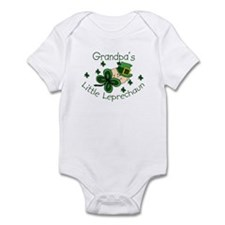 Grandpa's Leprechaun Infant Bodysuit