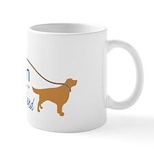Run with dog Mug