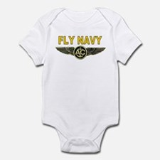 US Navy Aircrew Infant Bodysuit